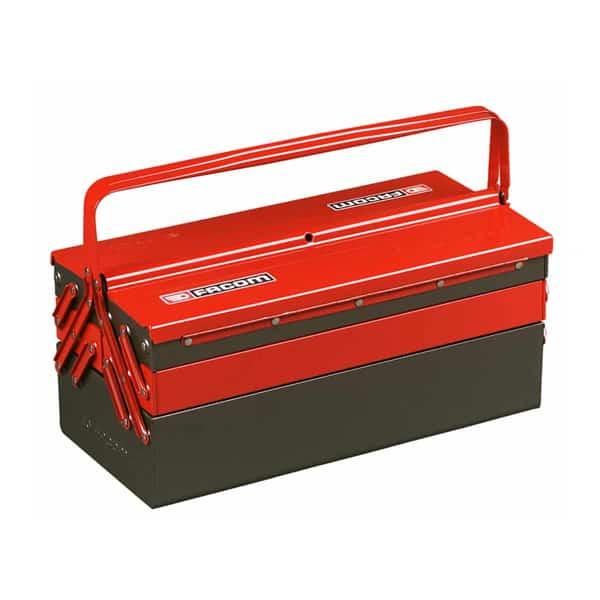 Caja de Herramientas con 5 compartimentos Facom BT.11A