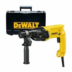 Martillo ligero combinado 710W 2 modos Dewalt D25032K-QS