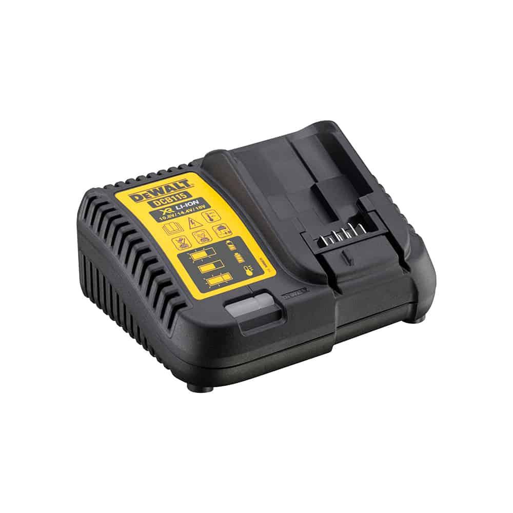 Cargador XR Li-Ion para baterías Dewalt DCB115-QW
