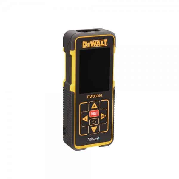 Medidor láser distancias Alcance 50m Dewalt DW03050-XJ