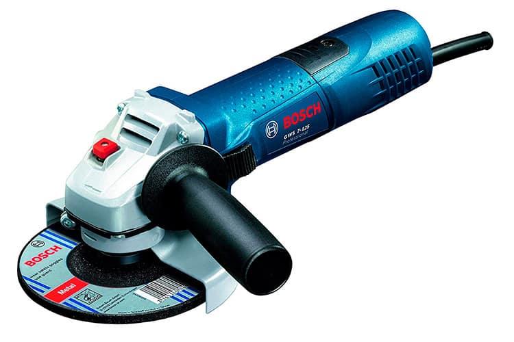 Amoladora Bosch GWS 7-125