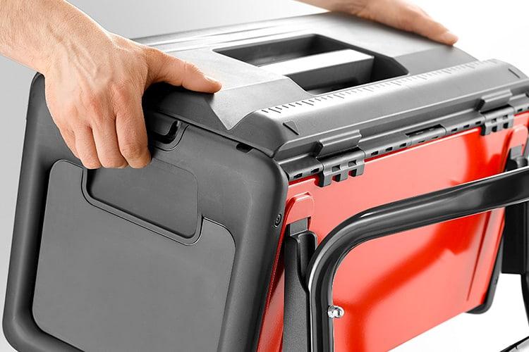 caja para herramientas: Organización y almacenaje